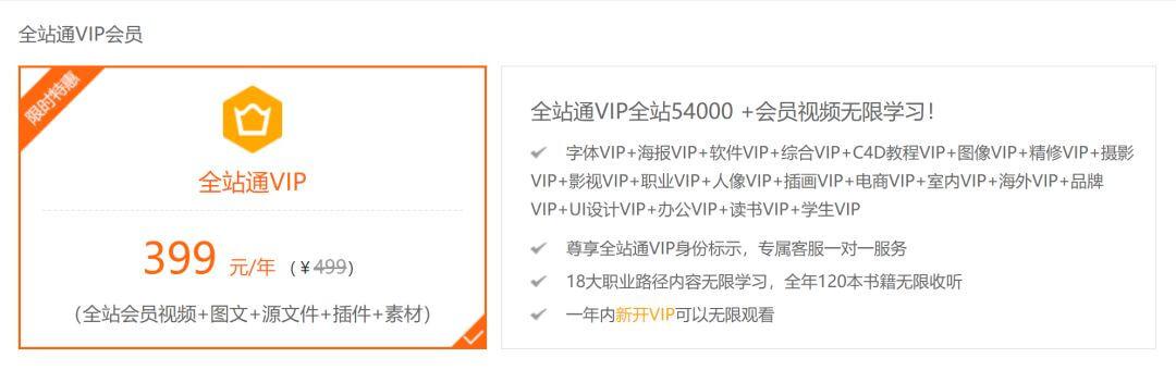 登录即是永久VIP,价值499一年的资源神器,速收