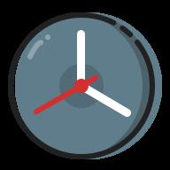 悬浮时间手机小插件手机屏幕悬浮时间显示